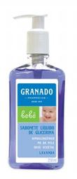 Sabonete Líquido Granado Bebe Lavanda 250 mL