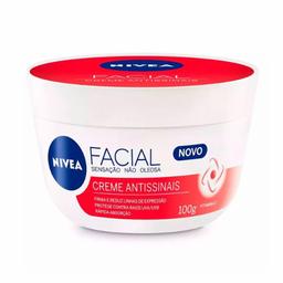Nivea Creme Facial Antisinais 100 g