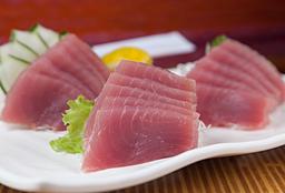 Sashimi de Atum -15 Peças