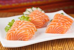Sashimi de Salmão -15 Peças