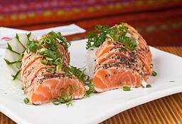 Sashimi Roast Salmão - 18 Peças