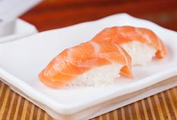 Dupla de Sushi de Salmão