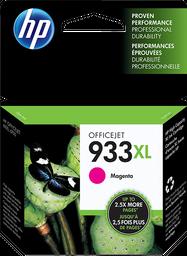 Cartucho HP 933XL Magenta