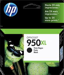 Cartucho HP 950XL Preto
