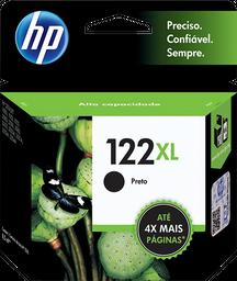 Cartucho HP 122XL Preto