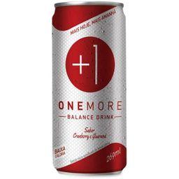 Bebida One More Cranberry