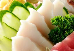 Sashimi Peixe Branco - 15 Unidades