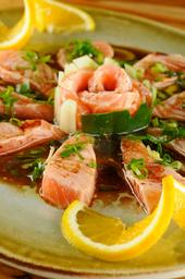 Sashimi Salmão Maçarico - 18 Unidades