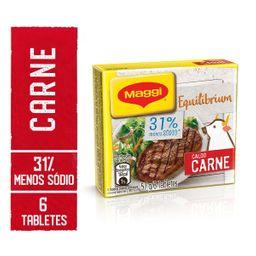 Maggi Caldo Carne Menos Sodio 57 G