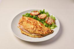 Omelete Lagoa