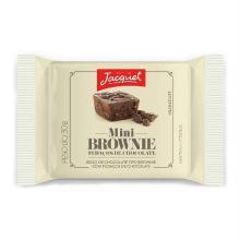 Leve 2,_Pague 1 Jacquet Mini Brownie Pedacos De Chocolate