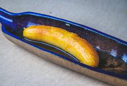 Banana Flambada sem Sorvete