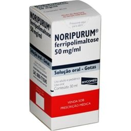 Noripurum Gotas 30 mL