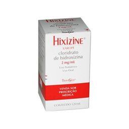 Hixizine Xarope 120 mL