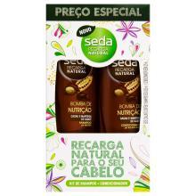 Shampoo+Condicionador Seda Bomba De Nutrio 325 mL