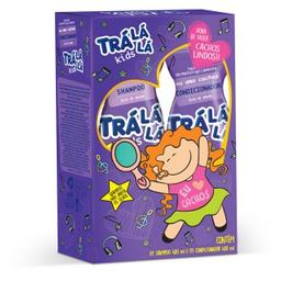 Kit Shampoo + Condicionador Tr L L Kids Nutrikids 480 mL