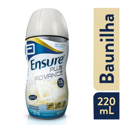 Ensure Plus Advance Baunilha 220ml