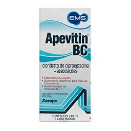 Apevitin Bc 240mL