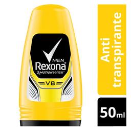 Desodorante Rexona V8 Men Roll On 50 mL