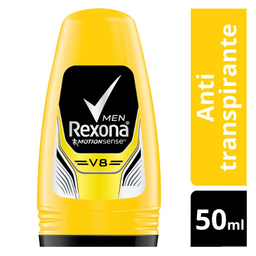 Desodorante Rexona V8 Men Roll On 50 mL