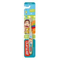 Escova De Dente Bitufo Cocoric 2 A 5 Anos