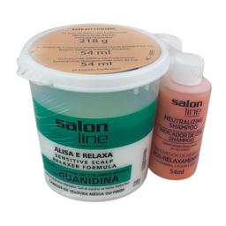 Creme Salon Line Guanidina Tradicional Regular