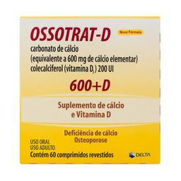 Ossotrat - D Com 60 Comprimidos
