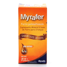 Myrafer Gotas 30 mL
