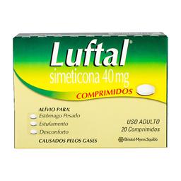 Luftal Comprimidos