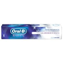 Creme Dental Oral-B 3D White Glamor 90G