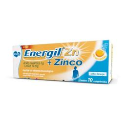 Energil C Zinco 1G+ 10 Mg Efervescentes