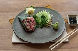 Temaki Atum Completo com Cream Cheese