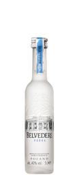 Miniatura Vodka Belvedere Pure 50 mL