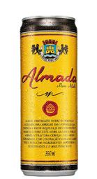 Cerveja Almada Puro Malte Lata 350 mL