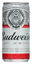 Cerveja Budweiser Lata 269 mL