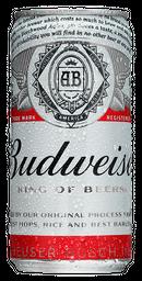 Cerveja Budweiser 269 ml Lata