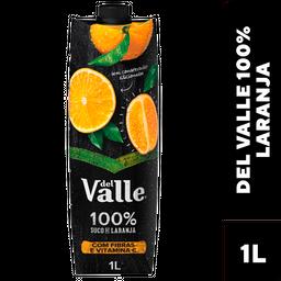 Suco de Laranja Del Valle 100% 1 L