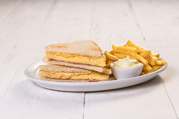 Egg Lover's Sandwich