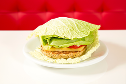 Fit Grão de Bico Veggie Burger