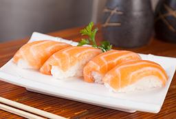 Sushi de Salmão.