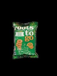 Roots To Go Salgadinho Banana Ro0ts To Go