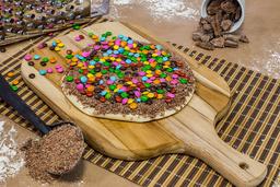 Pizza de Chocolícia Preto