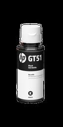 Garrafa de tinta HP Preto