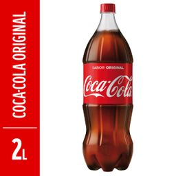 Coca Cola - Original - 2 Litros