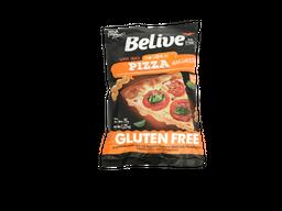 Belive Snacks Pizza Margherita Sem Glúten Sem Lactose