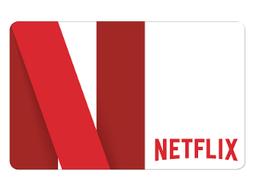 Gift Card - Netflix