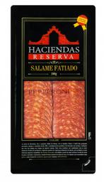 Salame Pepperoni Haciendas Fatiado 100 g