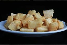 Aipim Frito Com Provolone