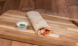 Kebab de cogumelo