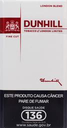 Cigarro Dunhill Fine Cut Dtoll Carteira